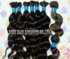 "10""-30"" virgin remy human bulk braiding hair in bulk extension deep wave"