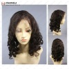 10 inch Virgin Remy Indian Human Hair Wig