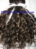 "10"" to 36"" machine weft hair"