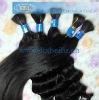 100% Brazilian remy human bulk hair/hair bulk
