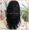 100% Chinese Virgin Human Hair Full Lace Wigs