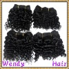 100% Chinese human hair weaving