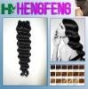 100% Deep Wave Human Hair Extension
