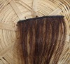 100% Human hand-tied weft, 22inch ,4#