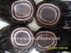 100% Indian Human Hair,silk top closure,