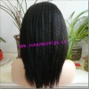 100% Indian Remy Kinky Straight Full Lace Wigs