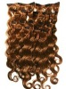 100% Indian remy Clip-in hair extensions