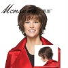 100% Indian remy hair fashion and hotselling short wigs foe women