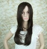 100% Indian remy hair super wave full lace wig