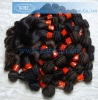 100%Indian remy hair weaving