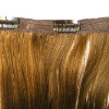 100% Remy Clip in hair extension,6# ,18inch, Grade AAA