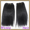 100% Remy Euro straight hair extension
