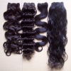 100% Virgin Malaysian human remy hair weave