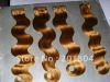 """100% best quality fashion Indian remy human hair weaving 20"""" 33#"""