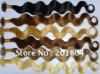 """100% best quality grade AAA remy human hair nail extension 20"""""""