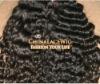 100% brazilian hair deep wave hair weft