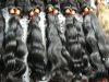 100% brazilian natural wave,weft remy human hair