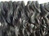 100% high quality human hair remy hair weft natural color