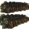 100%  high quality virgin remy human hair