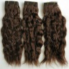 100%human hair extensions original malaysian hair weft