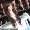 100%human hair full lace wigs 16inch 1B