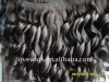 100%human hair,machine made,