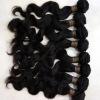 100% human hair natural curly virgin hair