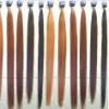 100% human hair natural remy human hair