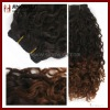 100% human hair weft/hair weaving