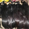 100% human hair without chemical, remy virgin Indian hair bulk