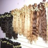 100% human high quality loose hair bulk hair