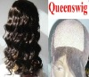 100% human virgin remy full lace wig