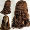 100% indian virgin remy lace wigs fashion style