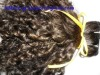 100%natural indian human hair machine weft