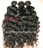 100% natural wave human hair wefts