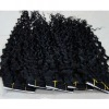 100% peruvian afro kinky curly human hair extension