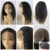 100% premium remy hair silk top full lace wig directly from factory