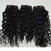 100% pure indian hair weaving ,remy weft