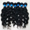 100% raw virgin human hair unprocessed hair