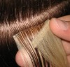100% real human hair Skin weft hair extension