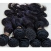 100% real virgin body wave russian hair