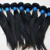 100% real virgin brazilian human hair weave in stock