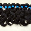 100%remy brazilian human hair cuticle hair weaving