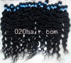 100% unprocessed natural brazilian human hair weft