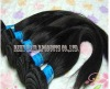 100% virgin Brazilian remy human hair weft extensions weft hair silky straight 100g/pcs