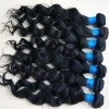 100% virgin brazilian hair weft/hair bulk