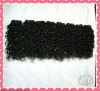 100% virgin hair extension, accept sample order