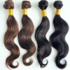 100% virgin indian remy hair wavy in stock