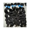 100% virgin indian remy human hair big wave