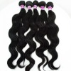 100% virgin mongolian hair weaving without chemical process